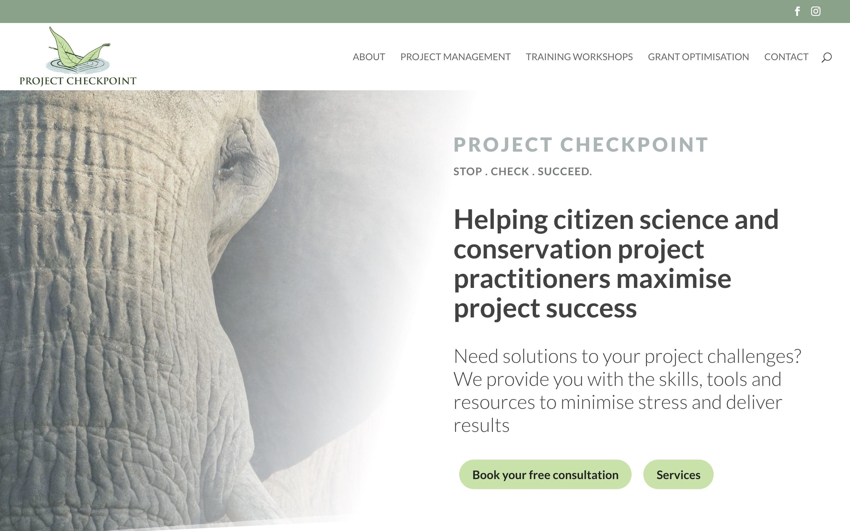 Conservation Project Consultant