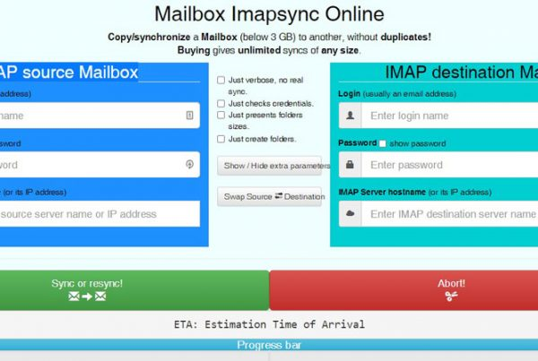 how to migrate emails mailbox-imapsync-online