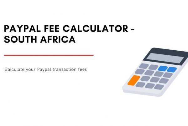 Paypal Fee Calculator - South Africa - Digital Creative Lab